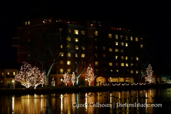 White Lighting at the Broadmoor