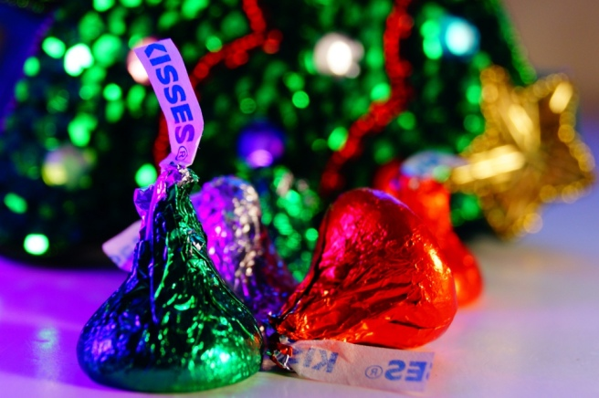 Christmas Hersheys Kisses